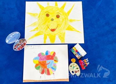 Die Stadt Pritzwalk und ihre Kindereinrichtungen rufen alle Mädchen und Jugend dazu auf, ein Bild vom Frühling zu malen. Foto: Andreas König/Stadt Pritzwalk