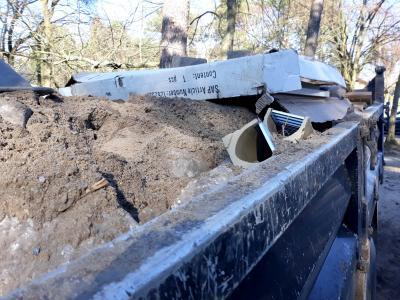 Foto zur Meldung: Warnung:  Dubiose Firmen bieten Pflaster-, Garten- und Handwerkerarbeiten
