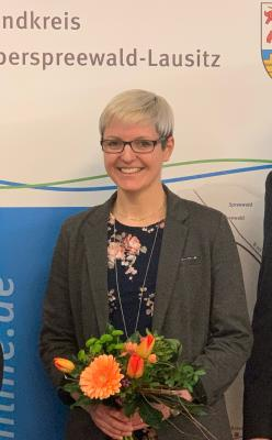 Foto zur Meldung: Neue Amtsleiterin im Bereich Personal