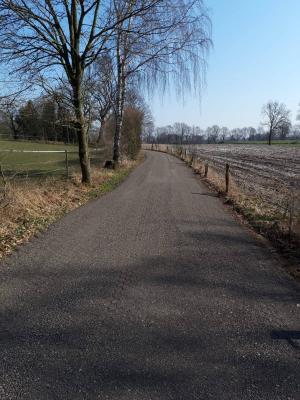 Foto zur Meldung: Der Wirtschaftsweg Verlängerung Klingenberg ist endlich fertig