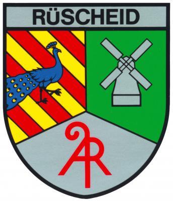 Wappen von Rüscheid