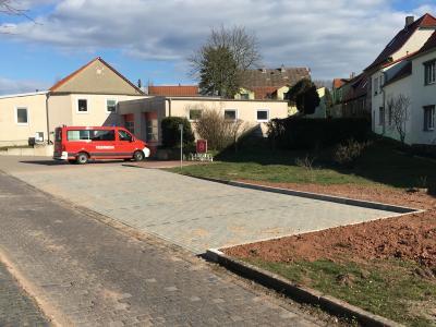 Parkplatz Feuerwehr Blankenheim