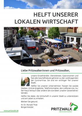 Foto zur Meldung: Helft der lokalen Wirtschaft