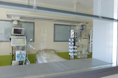 Foto zur Meldung: Klinikum Niederlausitz plant bis zu 40 Beatmungsplätze