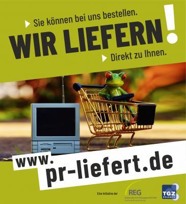 Vorschaubild zur Meldung: Kostenlose Digitalplattform für regionale Lieferangebote in der Prignitz