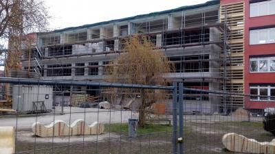 Foto zur Meldung: Kloster Lehniner Bauarbeiten werden trotz Coronakrise fortgeführt