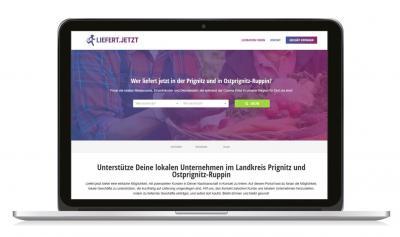 Über das neue Online-Portal www.pr-liefert.de können Unternehmen ihre Leistungen gebündelt anbieten. Quelle: pr-liefert.de