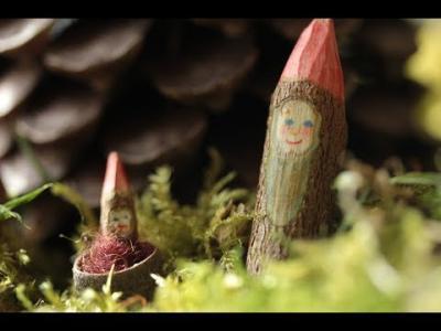 Foto zur Meldung: Zwerge basteln mit Lisa - Unser YouTube Kanal
