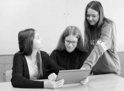 Vorschaubild zur Meldung: Anmeldung zur Realschule und zu den Förderkursen für Grundschüler