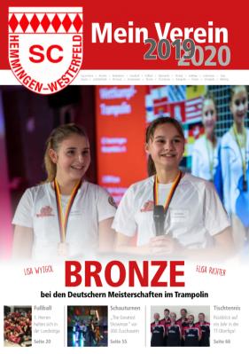Foto zur Meldung: Vereinszeitschrift 2019/2020 ONLINE