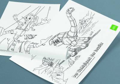 F60 Dino Kasper piktografen