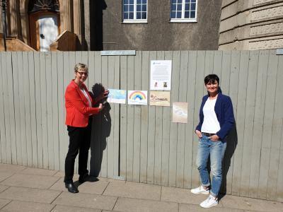 Foto zur Meldung: Holzwickedes gemeinschaftliches Kunstprojekt