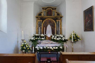 Bild der Meldung: Kar- und Osterfesttage müssen getrennt in der Kirche und Zuhause gefeiert werden