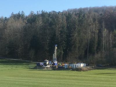 Vorschaubild zur Meldung: Neubau eines Brunnens in Berge