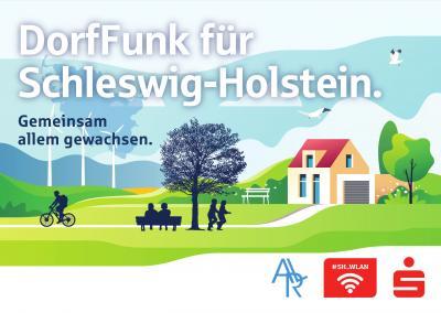 DorfFunk für Schleswig-Holstein