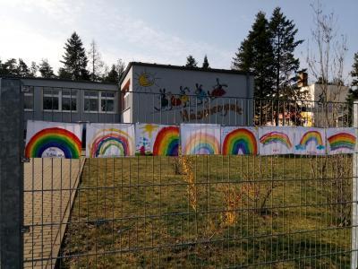 Bild der Meldung: Ein Regenbogen für Rückersdorf