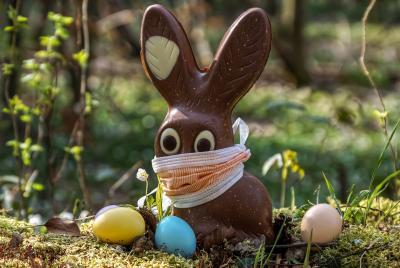 Foto zur Meldung: Außergewöhnliche Osterwünsche
