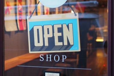 offene Geschäfte