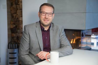 """Samtgemeindebürgermeister Gero Janze sagt """"Danke"""" (Bild: G. Janze privat)"""