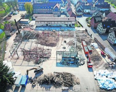 Foto zur Meldung: Stadtumbau: Ein Großprojekt nimmt Formen an
