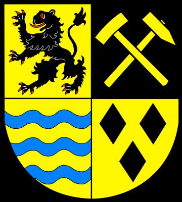 Wappen Mittelsachsen