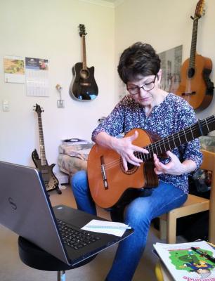 Vorschaubild zur Meldung: Musikschule in Corona – Zeiten