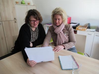 Arbeit für die neue Konzeption der KiTa St. Anna Schondra