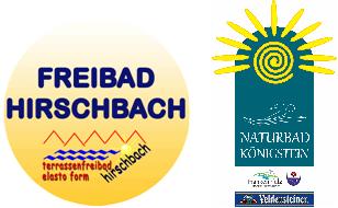 Foto zur Meldung: Badesaison 2020 für das Freibad Hirschbach und das Naturbad Königstein