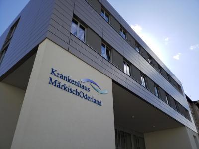 Krankenhaus Märkisch-Oderland, Klaus Ahrendt