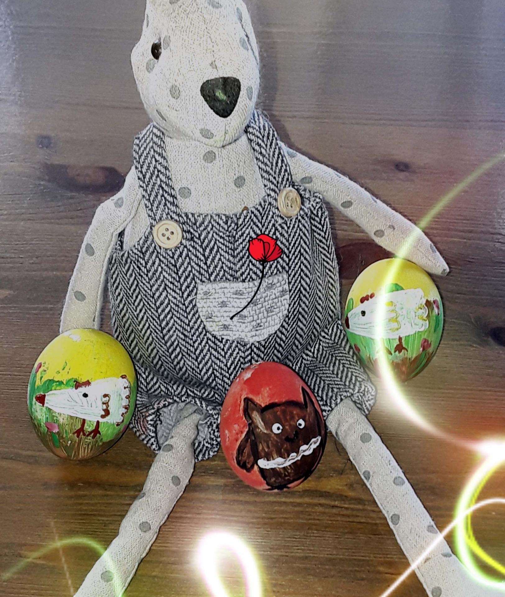 Bild der Meldung: Kreativer Malwettbewerb zu Ostern - der Sieger steht fest
