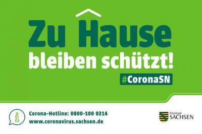 Vorschaubild zur Meldung: Sachsen lockert Corona-Schutzmaßnahmen