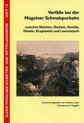 Literaturtipp zur Mügelner Schmalspurbahn