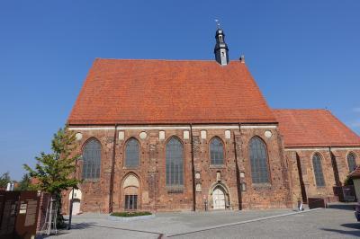 Foto zur Meldung: Öffnungszeiten Kulturquartier Mönchenkloster und Museum Kloster Zinna