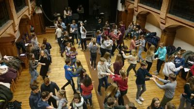 Vorschaubild zur Meldung: Tanzball der 9.Klassen muss leider ausfallen.