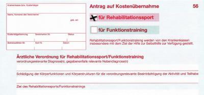 Vorschaubild zur Meldung: FAQ- Häufig gestellte Fragen zum Thema Reha-Sport