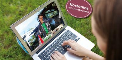 Foto zur Meldung: Online-Lernangebote - auch für SchulgartengärtnerInnen