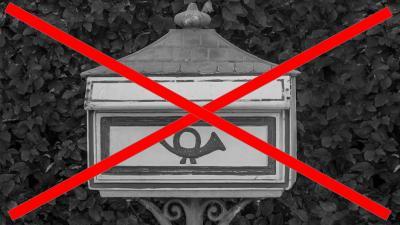 Der Postverkehr mit einigen Staaten ist aufgrund der Coronavirus-Krise derzeit unterbrochen, berichtet die Deutsche Post, Symbolbild