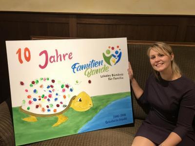Foto zur Meldung: 10 Jahre Lokales Bündnis für Familie Grünheide (Mark)