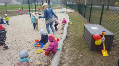 Foto zur Meldung: Spielplatzsaison 2019 feierlich eröffnet