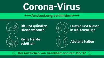 Bild der Meldung: Auswirkungen des Coronavirus SARS-CoV-2 für Verein und Feuerwehr