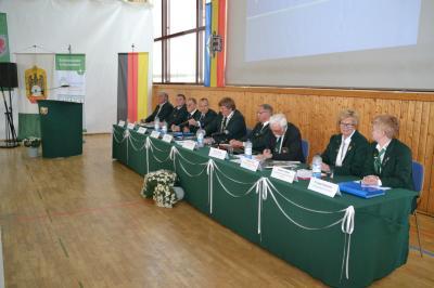 Bild der Meldung: Die 23. Delegiertenversammlung wählt neue Verbandsspitze