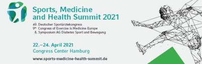 Bild der Meldung: Sports, Medicine and Health Summit 2021
