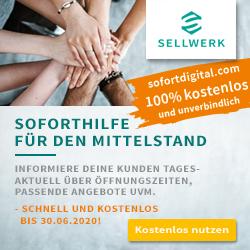 Vorschaubild zur Meldung: Soforthilfe für den Mittelstand - SELLWERK