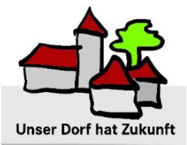 """Foto zur Meldung: 11. Dorfwettbewerb """"Unser Dorf hat Zukunft"""" um ein Jahr verschoben"""