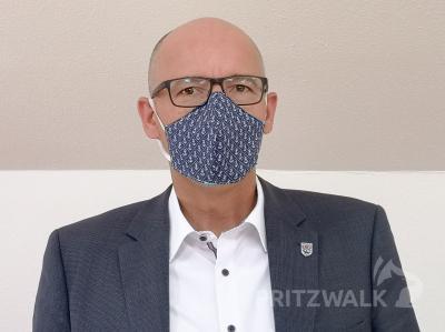 Foto zur Meldung: Bürgermeister Dr. Ronald Thiel fordert Rettungsschirm für Kommunen