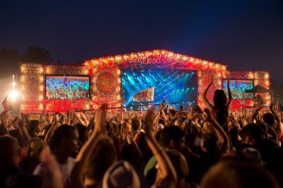 Pol'and'Rock Festiwal (Woodstock), Dziurek, shutterstock