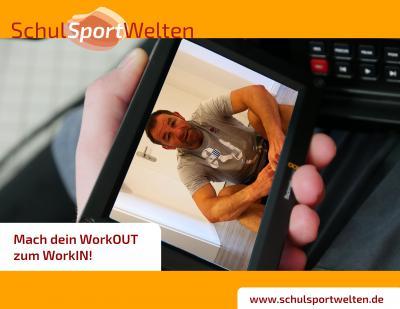 """Foto zur Meldung: """"WorkIn statt WorkOut"""" - Videoreihe von SchulSportWelten"""