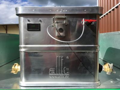 Akku-Gießpumpe 24 V