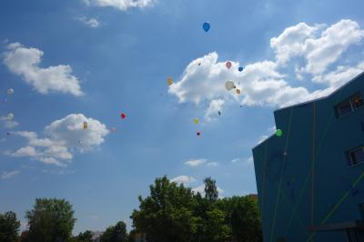 Foto zur Meldung: Sommerferien / Abschied 6. Klassen / Grußbotschaften