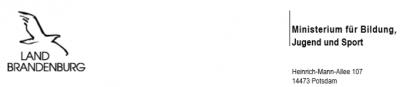 Vorschaubild zur Meldung: Rettungsschirm für gemeinnützige Vereine und Einrichtungen im Bereich des Ministeriums für Bildung, Jugend und Sport des Landes Brandenburg